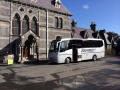 Barrett Coaches 35 seater exterior