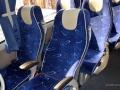 Barrett Coaches 35 seater interior
